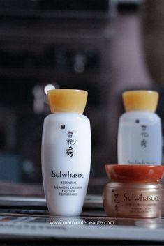 Basic Kit de #Sulwhasoo : premiers pas avec la beauté Coréenne #skincare #soinsvisage #kbeauty #koreanbeauty #cosmetiquecoreenne #beauteholistique