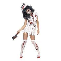 Unique-Yet-Scary-Halloween-Costume-Ideas-2013-2014-For-Girls-Women-13.jpg 350×350 pixels