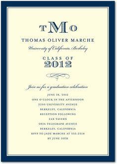 Free printable college graduation announcements download our free graduation invitations stopboris Gallery