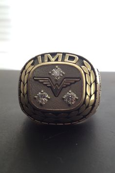 The super bowl ring of my company