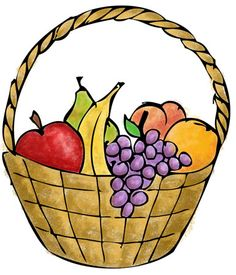 A description of a group game – Fruit basket. Great for young kids or even adult… - Obst Art Drawings For Kids, Drawing For Kids, Easy Drawings, Art For Kids, Drawing Ideas, Colorful Drawings, Game Fruit, Fruit Party, Games For Big Groups