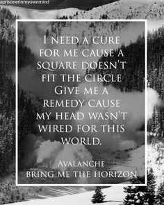 Bring Me The Horizon | Avalanche | That's The Spirit