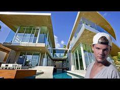 DJ Avicii's House - 2016 (Inside & Outside)