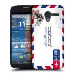 Head Case Designs Post Card Protective Hard Back Case Cover for Motorola Moto X | eBay