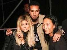 Alexander Wang lanza vídeo de factura impecable en el que presenta su colección para la temporada otoño 2016 con Kylie Jenner, Tyga y Skrillex.
