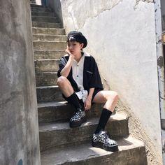 [HYOXXI DAILYLOOK] 밀린데일리룩 / 어나더유스 / 몰댄돕 / escstudio / 드링크스캔코드 / 아더에러 / 피소녀…