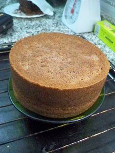 ¡¡¡Tarta de chocolate con cappuccino!!!