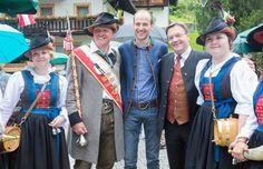 19.06.2016 - Besuch LH Günther Platter am Almrosenfest - St. Jakob i. Def. http://ift.tt/1UqjXvL #brunnerimages