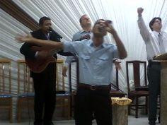 David Nascimento em Igreja Obra da Restauração - Mesquita/RJ