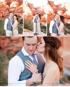 Fully Alive Photography Red Rocks Engagement Shoot