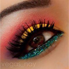 GORGEOUS Eye Makeup!