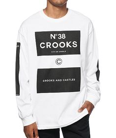 Crooks And Castles Men's Clothing & Men's Accessories at Zumiez : SF