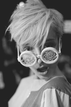 Lace glasses Repinned by www.fashion.net