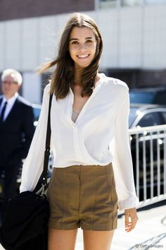 Pauline Hoarau, la nouvelle mannequin VS Française.