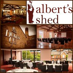 Why not host your corporate event at one of Manchester's most iconic venues? #dukes92 #albertsshed #castlefield