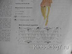 Con patrón del faldón y las distintas medidas en edades para tejer el canesú y video tutorial