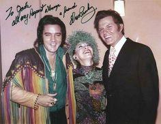 RARE Elvis photo's...