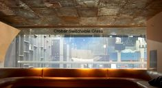Crobar NYC Switchable Glass Clear