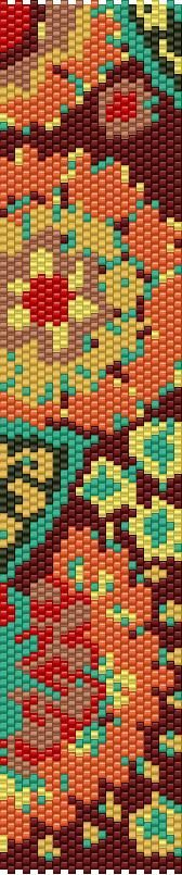 peyote+stitch+bird | Uploaded to Pinterest