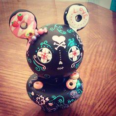 My entry for the contest! #diydonutella #tokidoki