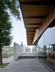 Gallery of Deep³ Courtyard / SU Architects - 29