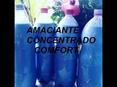 Amaciante Downy Caseiro - YouTube