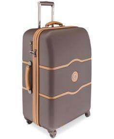 "Delsey Chatelet 24"" Hardside Spinner Suitcase | macys.com"