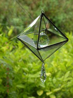 PYRAMID DOUBLE ENDO by ravenglassgirl on Etsy, $45.00