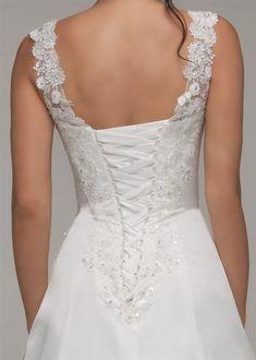 Justine - Wedding Dress By Rosetta Nicolini - Berketex Bride
