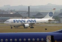 Pan American World Airways - Wikipedia, the free encyclopedia  1921 to 1991 Was the Largest International Airline until it collapsed in '91