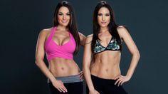 WWE.com: Fitness Divas: photos