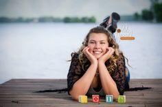 Senior portrait idea for girl #2016 #senior