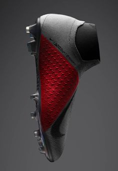 Soccer Shoes, Soccer Cleats, Soccer Gear, Red Sneakers, Sneakers Nike, Phantom Vision, Best Football Players, Football Boots, Tap Shoes