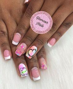 Beautiful Nail Designs, Nail Art, Nails, Victoria, Beauty, Style, Finger Nails, Decorations, Hello Kitty Nails