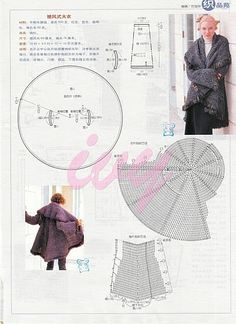 Tapados Circulares | Mi Rincon de Crochet