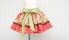 Laurel Skirt by KinderKouture on Etsy, $48.00