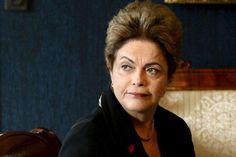 Presidente Dilma Rousseff no Palácio presidencial em Helsinque, na Finlândia
