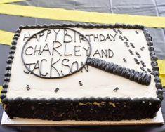 Beki Cook's Cake Blog: Spy or Secret Agent Birthday Cake