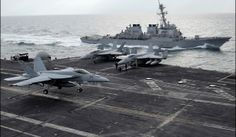 Iranian Admiral Says US Aircraft Carriers Would Be Targeted In War Read more at http://patdollard.com/category/us-news/#udesRjJUGVwjASPQ.99