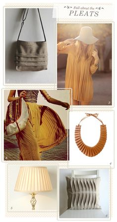 pleats pleats pleats #fashion