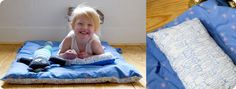 Traveling Play Pads/blanket at Celadon! www.celadonathome.com