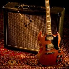 Duane Allman's 61/62 SG given to him by Dickey Betts @Gibson Guitar (Gibson Guitar)