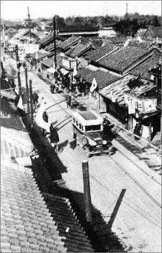 昭和10年代の川越街道