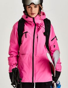 45bda606e5 Peak Performance ski wear brings a contemporary look true to Nordic style  and with minimal patterns