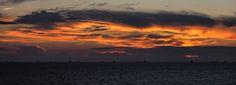 Panama Canal Sunset by Dirk Seifert on 500px