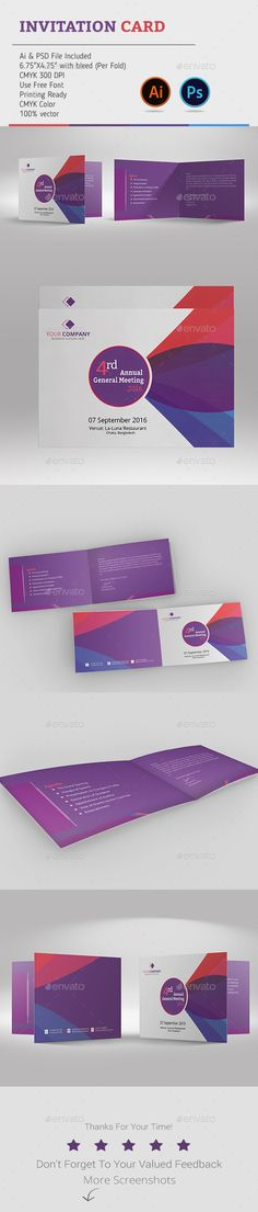 Bakery Soft Opening Invitation Card Template Card templates - invitation card format for conference