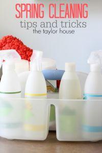 Kitchen Organization tips - The Taylor House
