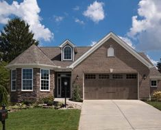 Brookstone Homes, a fifth-generation Cincinnati-area home builder, now is selling homes in Valley Creek Farms, its new community in Burlington, Kentucky. Custom Home Builders, Custom Homes, New Community, Building A New Home, Home Trends, New Construction, Home Buying, My House, Beautiful Homes