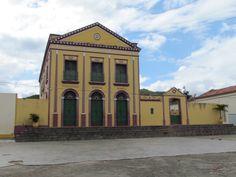 Teatro na cidade de Alagoa Grande.