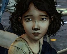 The Walking Dead Telltale Games Reveal that Clementine in Season Two at Comic Con